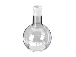 (With Joint) Narrow Neck Flat Bottom Flask
