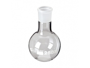 (With Joint) Narrow Neck Round Bottom Flask
