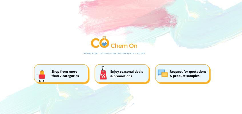 Chem On Banner
